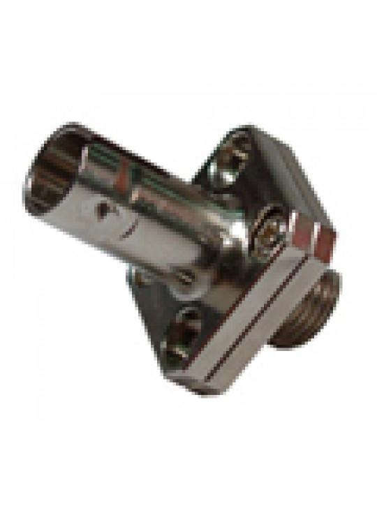 Розетка оптическая переходная FC-ST (SM)